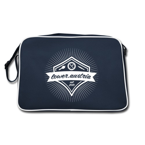 lower austria Männerhandtasche - Retro Tasche