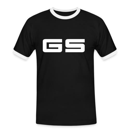 GS Modern - Männer Kontrast-T-Shirt