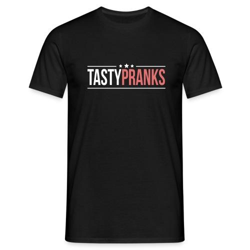 TP T-SHIRT FOR MENN | MED LOGO FORAN - T-skjorte for menn