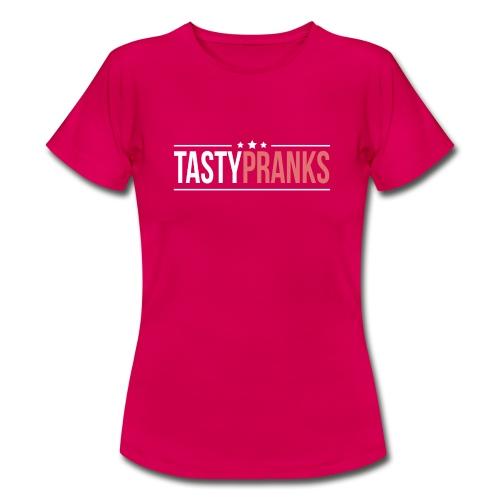 TP T-SHIRT FOR DAMER | MED LOGO FORAN - T-skjorte for kvinner