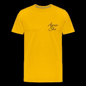 Après-Ski (Klassisch) S-3XL T-Shirt - Männer Premium T-Shirt