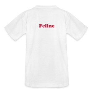 Turnshirt Feline - Kinder T-Shirt