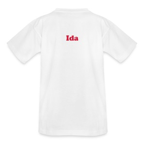 Turnshirt Ida - Teenager T-Shirt