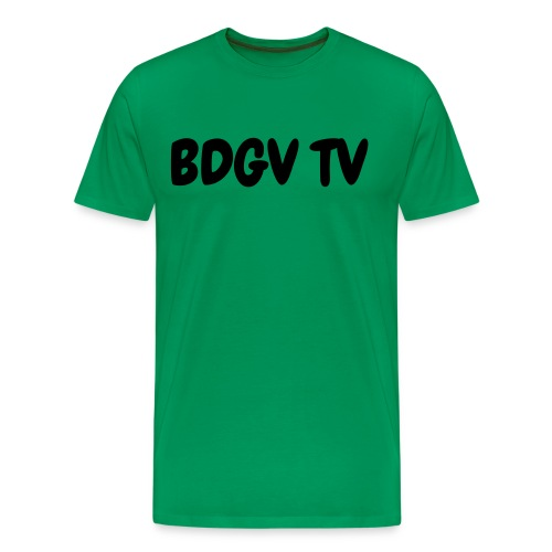 mens green shirt - Men's Premium T-Shirt