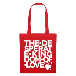 Shopper (Graphic / Red) - Tote Bag