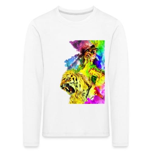 women - T-shirt manches longues Premium Enfant