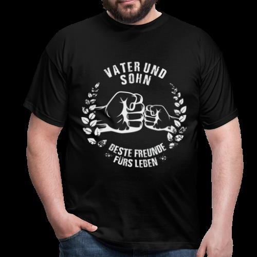 Vater & Sohn - Männer T-Shirt