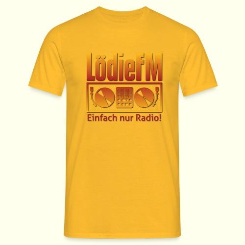 T-Shirt, versch. Farben - Männer T-Shirt