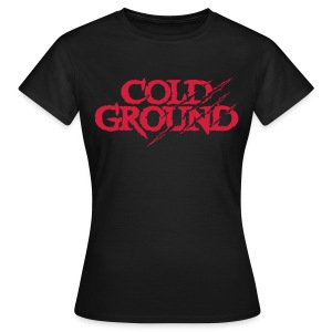 COLD GROUND - Classic Black - T-shirt Femme