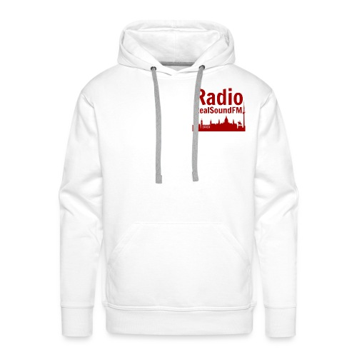 RealSoundFM Pulli - Männer Premium Hoodie