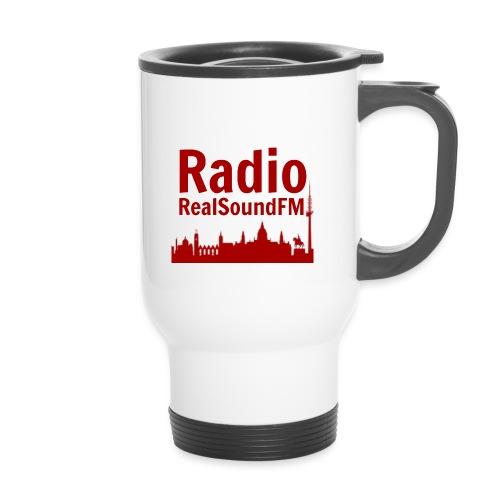 RealSoundFM Keramik Becher  - Thermobecher