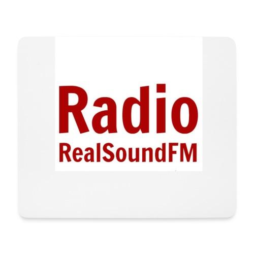 RealSoundFM Mausunterlage - Mousepad (Querformat)