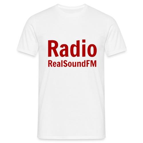 RealSoundFM Shirt - Männer T-Shirt