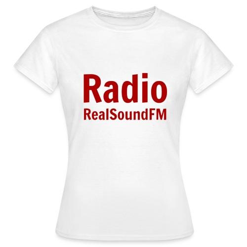 RealSoundFM Shirt - Frauen T-Shirt