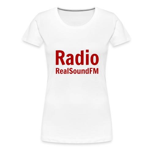 RealSoundFM Shirt - Frauen Premium T-Shirt