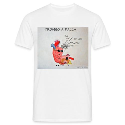 T-Shirt TROMBO A PALLA - Maglietta da uomo