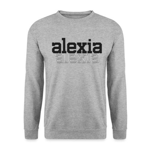 alexia Double-logo Jumper - Men's Sweatshirt