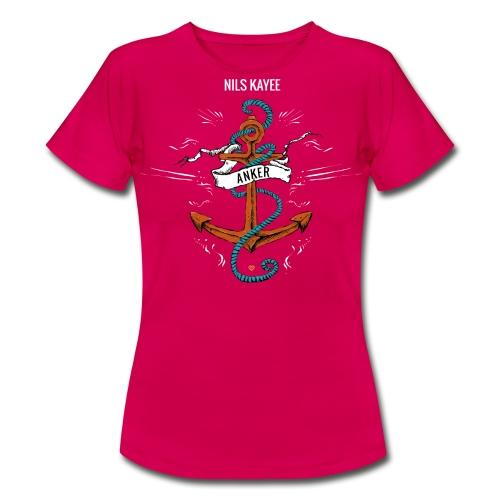 Girlie Shirt in Rosa - Frauen T-Shirt