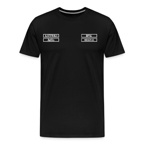 DPSG Kattwiga Tshirt 2017 Edition (Juffis) - Männer Premium T-Shirt