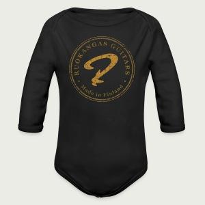 Ruokangas Longsleeve Baby Body - Organic Longsleeve Baby Bodysuit
