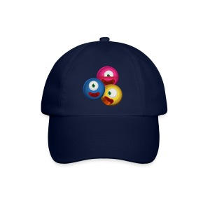 Baseball Cap - Video game. Jeux,bio,biologie,biology,jeux video,science