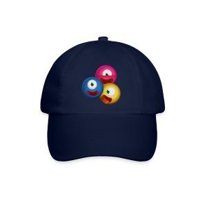 Baseball Cap - Video game. Jeux,bio,biologie,biology,jeux video,science
