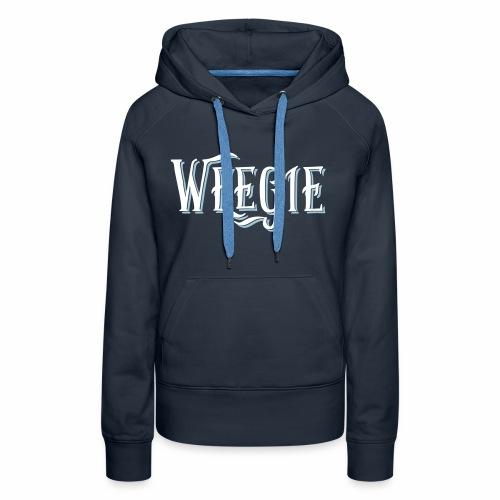 Weegie Women's Hoodie - Women's Premium Hoodie