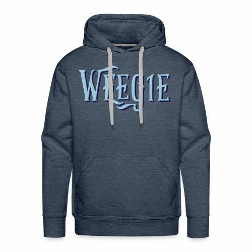 Weegie Men's Hoodie - Men's Premium Hoodie