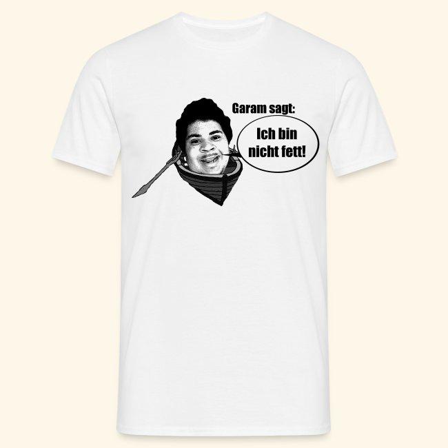 """""""Ich bin nicht fett"""" Shirt"""