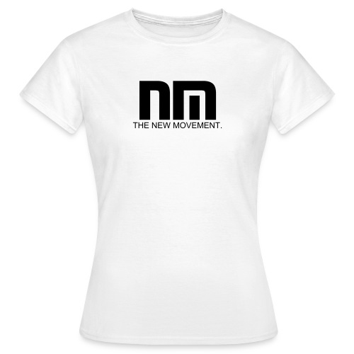 The New Movement Womens T-Shirt - Women's T-Shirt