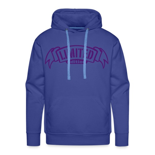 Edition Limitée - Sweat-shirt à capuche Premium pour hommes