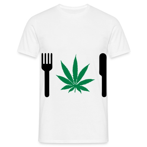 Eat My Weed - T-shirt Homme