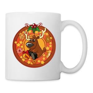 Weihnachtstasse - Tasse