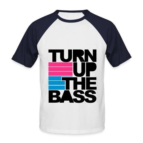 Up Bass - Koszulka bejsbolowa męska