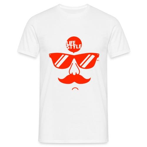 Life Style - Maglietta da uomo