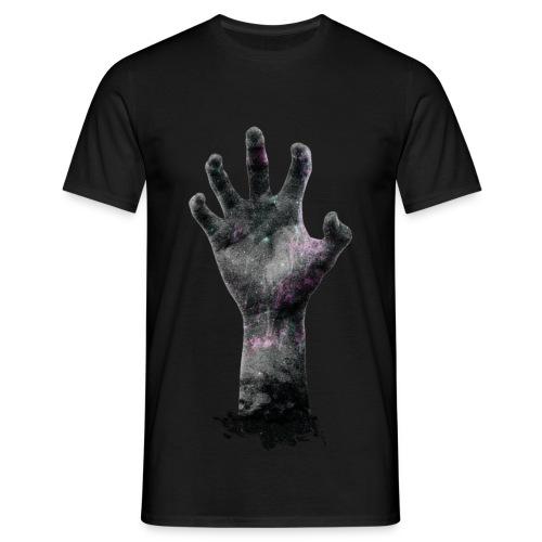 Space Hand - Maglietta da uomo