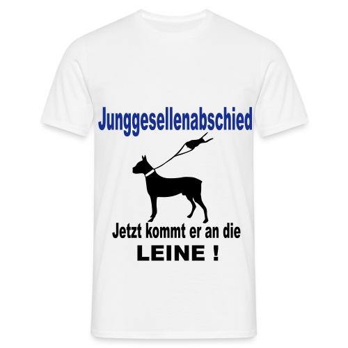 Junggesellenabschied - Männer T-Shirt