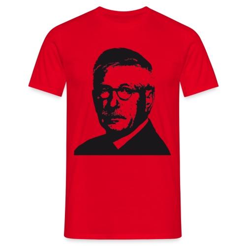 Sarrazin Mein Text - Männer T-Shirt