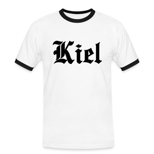 KIel - Männer Kontrast-T-Shirt