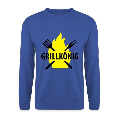 grillkönig - Männer Pullover