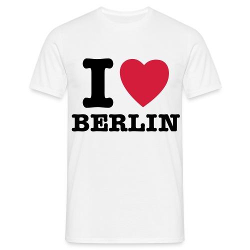 I-Love-Berlin™ - Männer T-Shirt