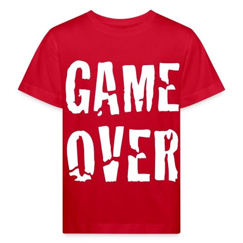 GameOVER - Kinder Bio-T-Shirt