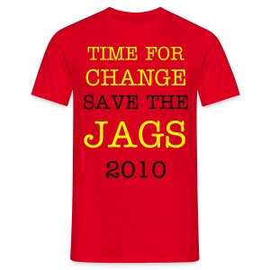 Time for Change - Men's T-Shirt