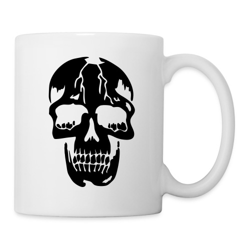 Tasse - Totenkopf - Tasse