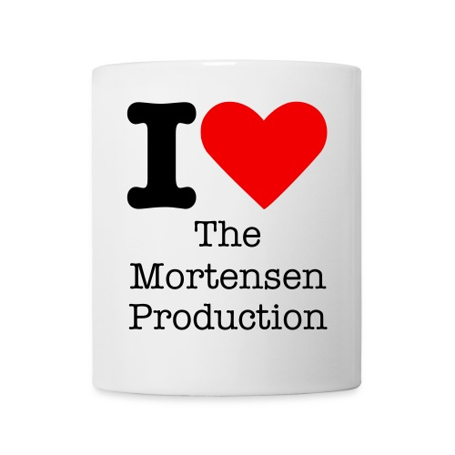 The Mortensen Production Koppen - Kop/krus