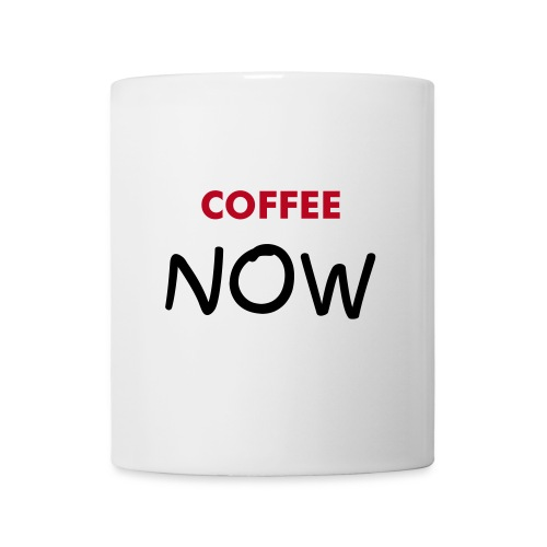 Coffee NOW - Tasse