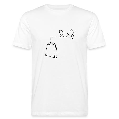 Tetröja - Ekologisk T-shirt herr