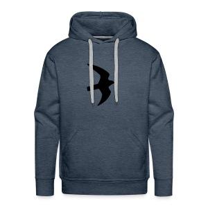 Greifvogel-Silhouetten - Männer Premium Hoodie