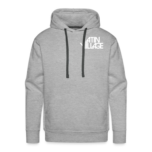 Sweater with backprint - Mannen Premium hoodie