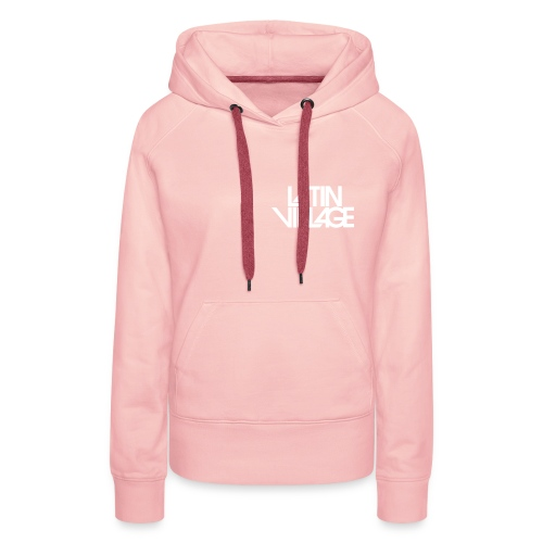 Sweater with backprint - Vrouwen Premium hoodie